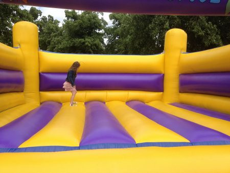 How To Clean Mold Off A Bounce House