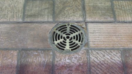 How To Clean A Floor Drain In The Basement