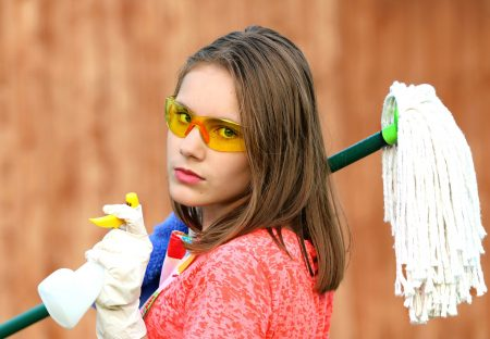 How To Clean Your House After Worms