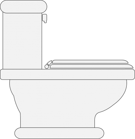 How To Clean A Toilet Tank Mold